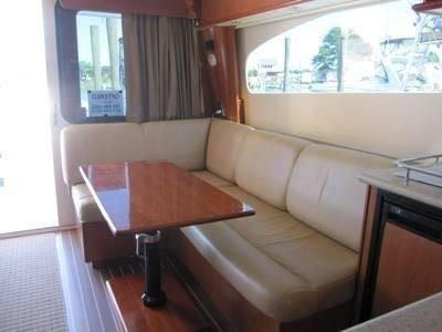 Luhrs interior boat rental in panama