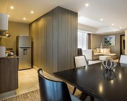 Hilton master suite panama
