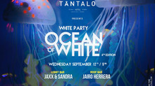 White Party In Tantalo Hotel Wednesday 12th