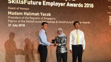 SkillsFuture Fellowship Awards 2018