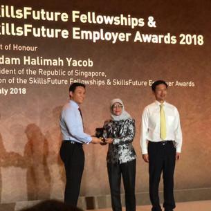 SkillsFuture Fellowship Awards 2018