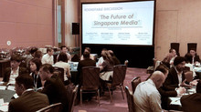 The Future of Singapore Media - a QED Changemaker Series