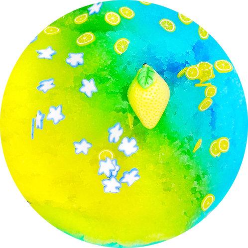 Lemon Blue Sangria