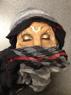 Prosthetic Head: Final Piece
