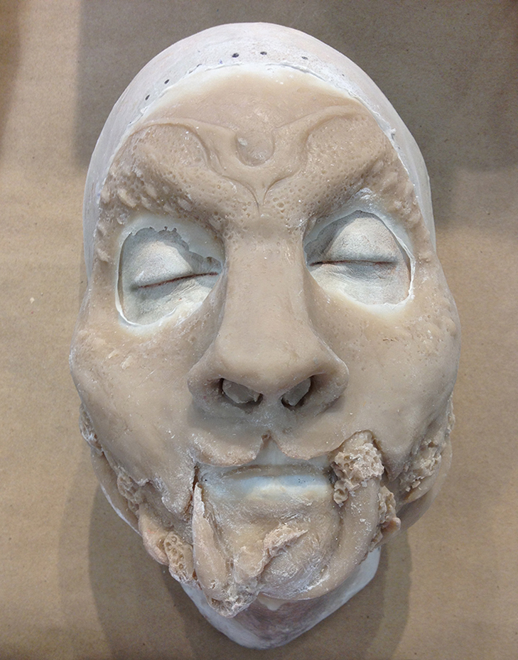 Prosthetic Head: Out of Mold