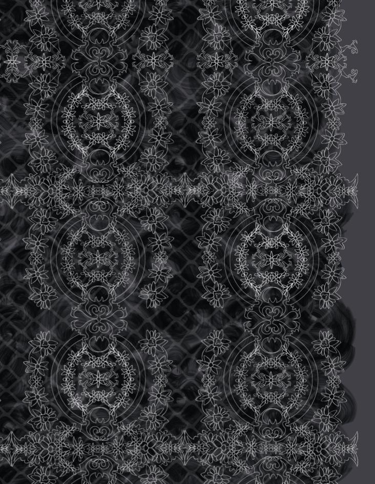 Carnivorus, Dark (detail)