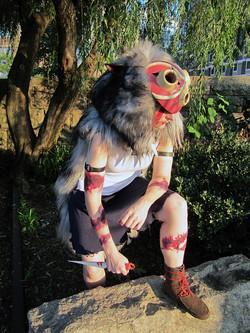 San, Wolf Girl