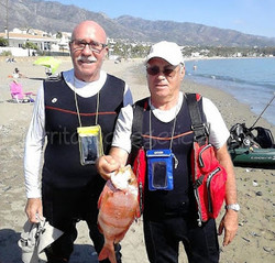 Pepe y Paco CDP KayakMarbella
