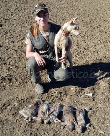 A los conejos con Rocío Bueno