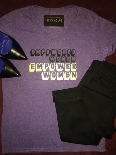 Empowered Women's tee