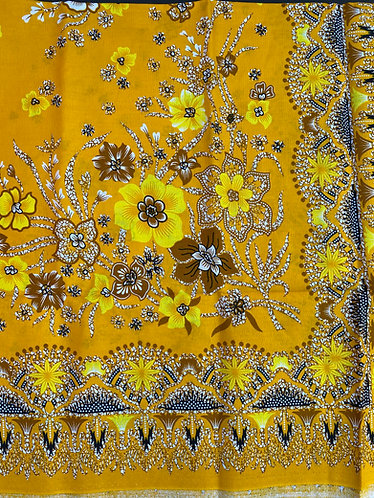 Sarong-Yellows