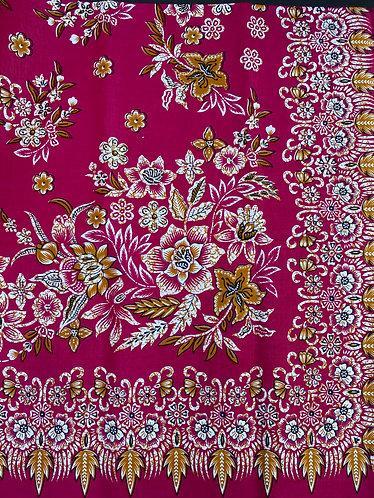 Sarongs- Pinks