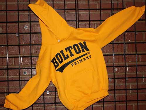 Youth Sweatshirt Bolton logo