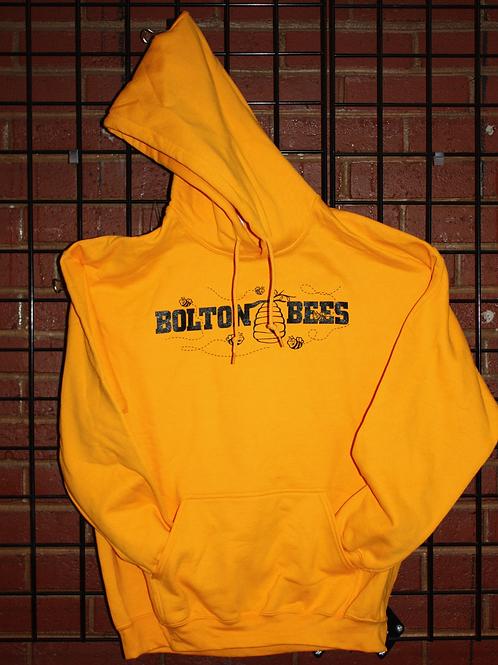 Youth Sweatshirt Bolton Bees logo