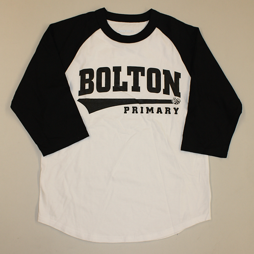 3/4 Sleeve Bolton Primary Shirt