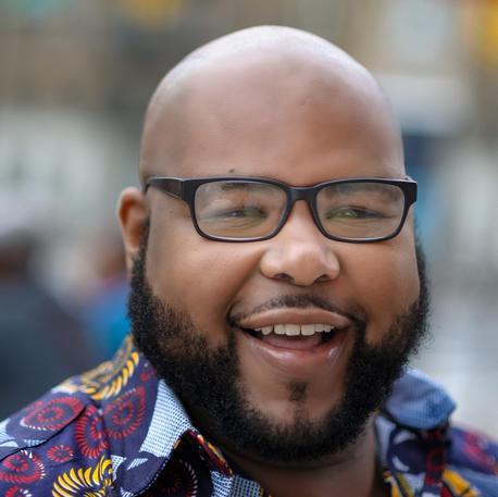 Barry Moton (Writer, Andre)