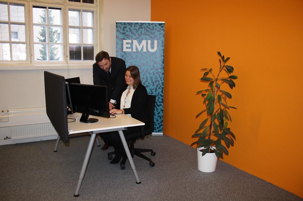 Tilitoimisto EMU hyödyntää jatkossa Vestamatea