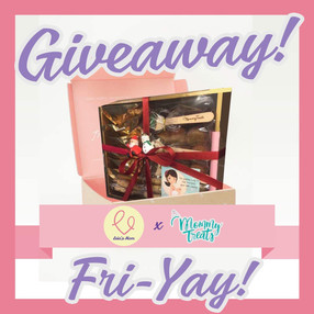My 1st Christmas Giveaway