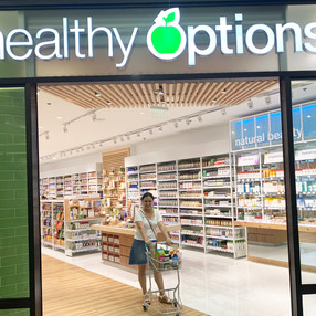 Get a Dose of Healthy Options