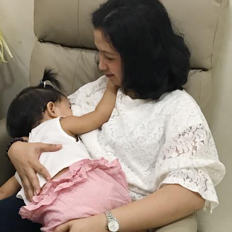 My Breastfeeding Story