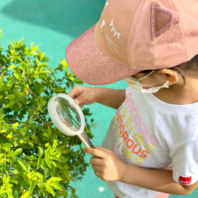 The Importance of Green Time for Kids