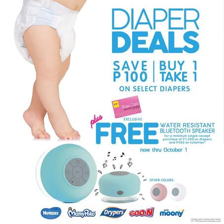 Diaper Deals Alert