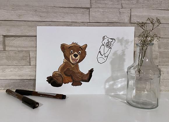 Koda Drawing