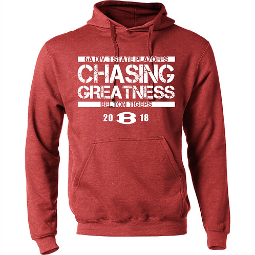 Belton Football Playoffs Hoodie