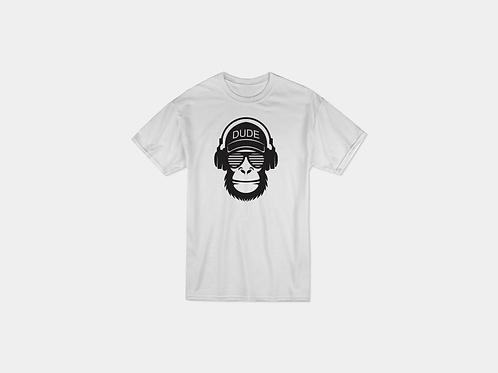Dude Monkey Tee