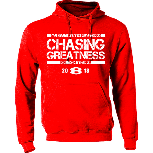 Belton Football Playoffs Hoodie (YOUTH)