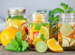 Fat Burner Citrus Water