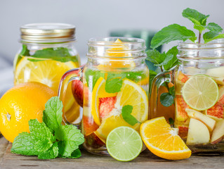 Fat Burner Citrus Water
