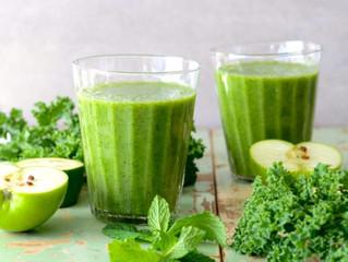 Green Juice Recipe #1