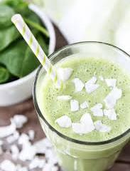 Coconut / Hemp Milk Smoothie Recipe