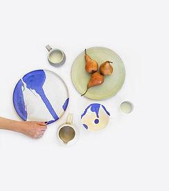 Utensilios de cocina de cerámica