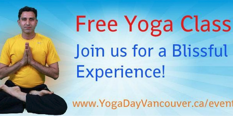 Free Yoga Class by Neeraj