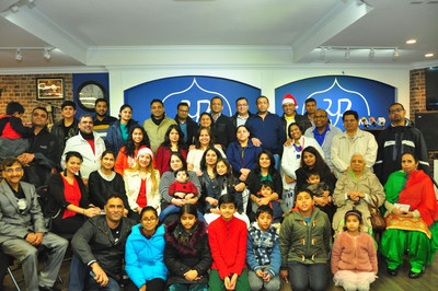 Cultural Night by India to Vancouver Association, Surrey