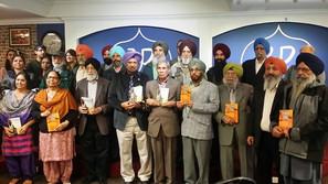 Sahit Sabha Surrey January 2018