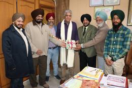 Punjab Bhawan in India 9th Jan 2018