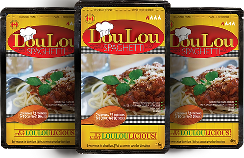 Lou Lou Super Packs | Spaghetti | FREE SHIPPING