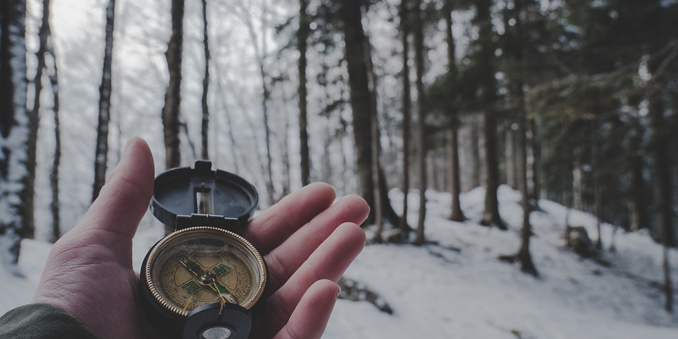 FINDING YOUR WAY IN THE SNOW