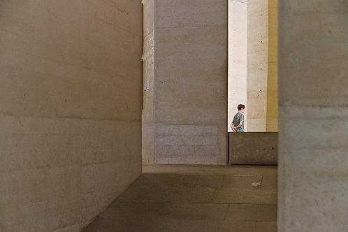 El chico del museo
