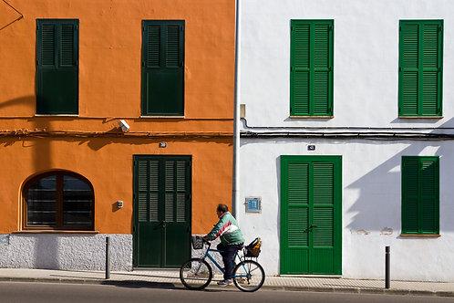 El ciclista de Alcudia