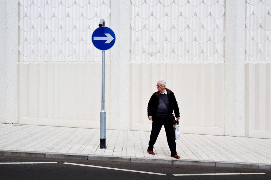 El hombre y la señal