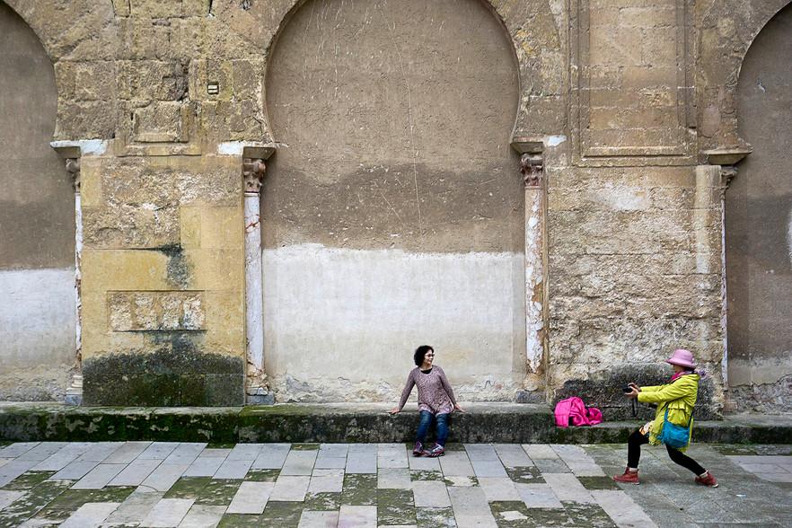 Las turistas de Córdova
