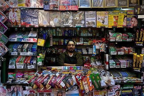 El kiosquero