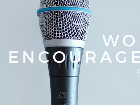 Worship Encouragement-Feedback
