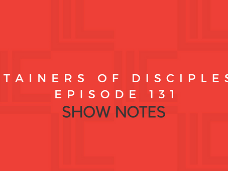 Leadership in Context Episode 131 Show Notes