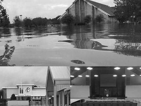 Louisiana Flood Update