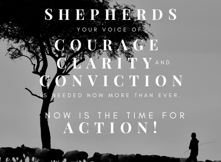 A Word to Shepherds on the Dangers of Disengagement